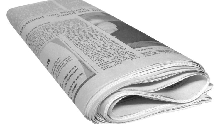 Newspaper Circulation Down – Get The Obit Word Out