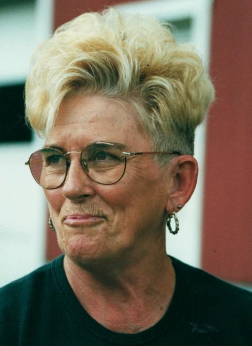 Mary E McMahon