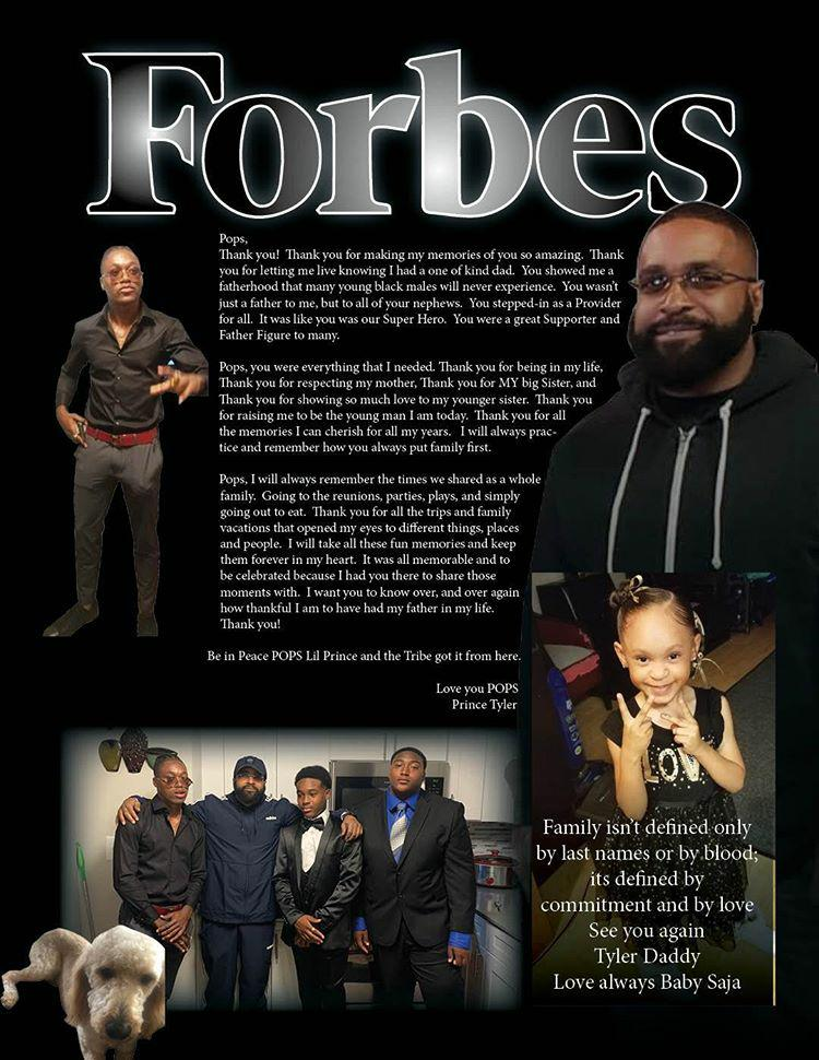 Bert John Prince Jr. - Forbes